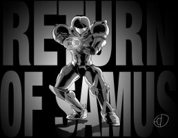 Metroid II: Return of Samus by Rebonack
