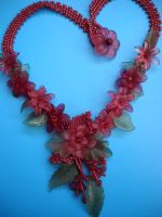 Victorian flowers by Autumn-beads