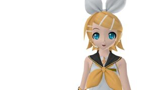 RIN KAGAMINE by laladec