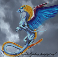 The Storm Master by KnightWolfGirlRose