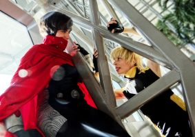 Young Avengers - Blinding Light by theycriedwolf