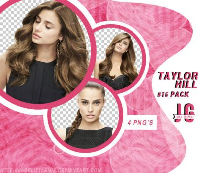 PNG PACK #15-Taylor Hill by jadelittlemix