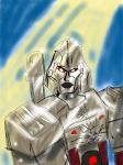 Generation One Megatron's Final Battle  by Number1Exile