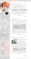FREE blogger template Horse by stupid-owl