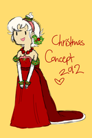 Christmas Outfit by TheCupcake-Queen