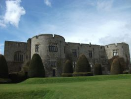 Chirk castle by IluvAtem