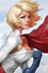Breezy Day by Artgerm