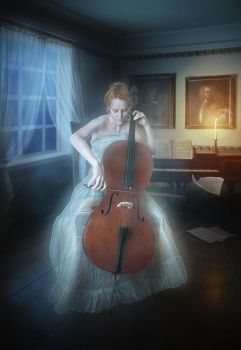 Concerto for Piano and Cello by obereg