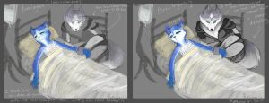 another commission process tutorial by Luminosion