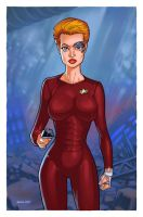 Seven of Nine by DennisBudd