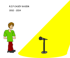 ZOINKSless: A tribute to Casey Kasem by Blackrhinoranger