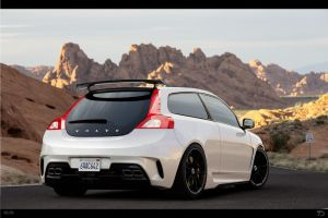 Volvo C30 tuned by TeofiloDesign