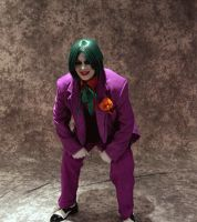 Joker: Stripper pants by EccentricCasey