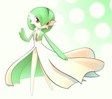 Gardevoir by ANGPRO