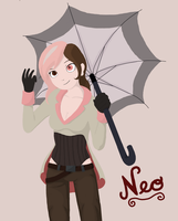 Ice Cream is Love, Ice Cream is Life - Neopolitan by Fl00rMaster