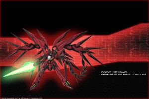 Epyon Custom -ZRS Designs WP- by carbonunderground2