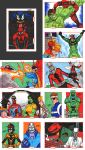 Marvel 75th - Part 8 by SeanRM