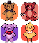 FIVE NIGHTS AT FREDDY'S by RRRAI