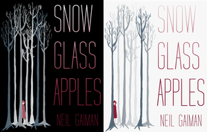 Snow, Glass, Apples by bonezie