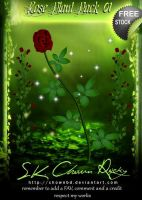 Rose Plant Pack 02 by SK-DIGIART