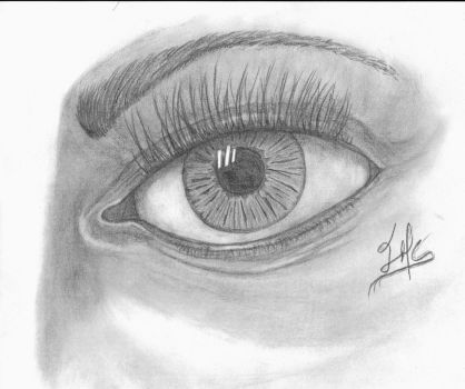 Eye-Look at me now by JmC07