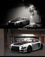 Nissan GT-R Stan Edition by Stan88
