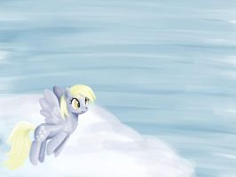 Derpy Drifting by malothead