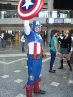 Captain America by DreamsWithinMe