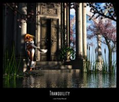 Tranquility by Fredy3D