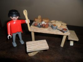 Playmobil Commission 1 by kayanah