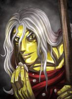 RAISTLIN by Kabudragon