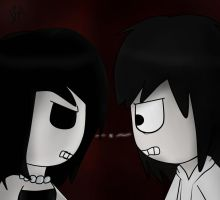 I hate you by ask-jeff-teh-killer