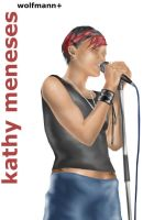 Kathy Meneses by greyweed