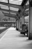 Train Station by hcrobber