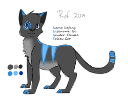 :Icefang: New ref [2014] by IronMeow