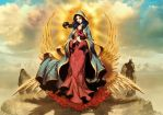 Our Lady of Guadalupe by GENZOMAN