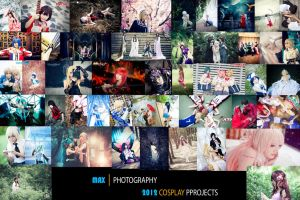 Cosplay : Max's 2012 Projects Review by MaxLy