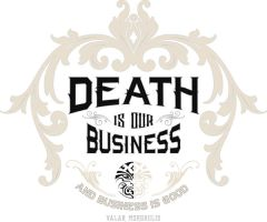 Death Business by LiquidSoulDesign
