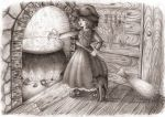 Lissi the Little Witch by silveriatha