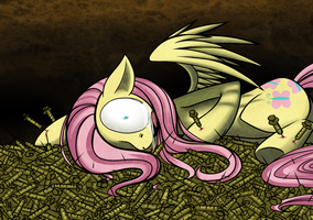The Needle Trap-SAW/MLP by KelCasual