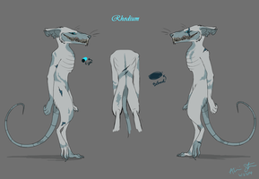 Rhodium by xXNuclearXx