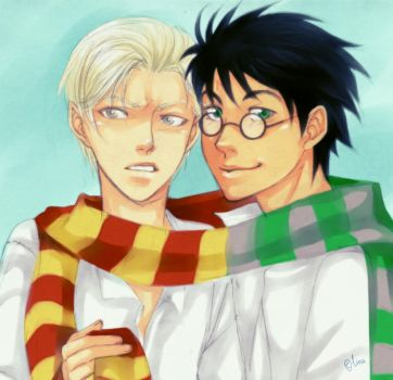 Drarry by LinART
