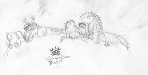 The Onada Babeasts by OmegaBearBeast