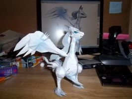 Reshiram Captured by Aosou-kun