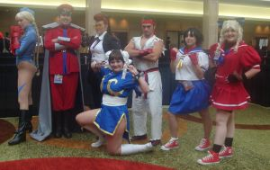 Cosplay Check:Street Fighters by Rhythm-Wily