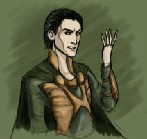 Loki says whut. by Nerfiti