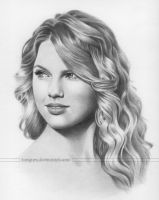 Taylor Swift 7 by Hong-Yu