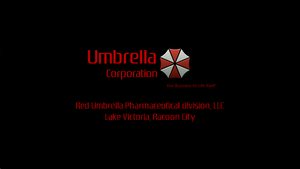 red umbrlla corp by diras2010