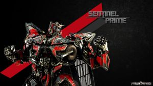Sentinel Prime Wallpaper by BenSow