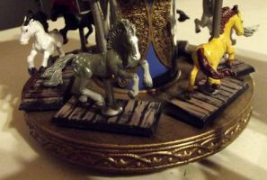 Clix Carousel by JordanGreywolf